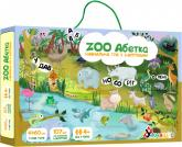 """купити: Настільна гра Гра навчальна с багаторазовими наліпками """"ZOO Абетка"""""""