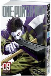 купити: Книга One-Punch Man. Книга 9