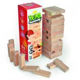 купити: Настільна гра Вежа Балансир 54 елементи (Джанга)