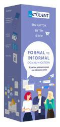 купити: Книга Картки для вивчення англійської мови- Formal vs Informal. 500 карток