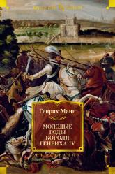 купить: Книга Молодые годы короля Генриха IV