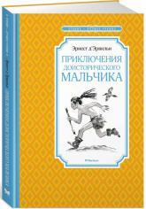 купити: Книга Приключения доисторического мальчика