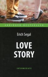 купити: Книга Love Story / История любви. Книга для чтения на английском языке