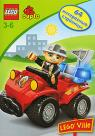 купити: Книга Lego. Развивающая книжка (Пожарный, 64 стр.)