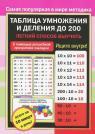 купити: Книга Таблица умножения и деления до 200