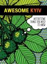 buy: Guide Awesome Kyiv друге видання