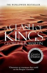 купить: Книга A Clash of Kings. 2nd book of A Song of Ice and Fire series
