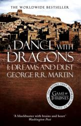 купити: Книга A Dance With Dragons. Dreams and Dust. 1st part of a 5th book of A Song of Ice and Fire series